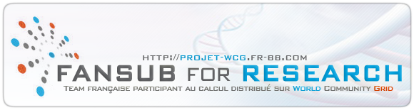 Forum de la team Fansub for Research