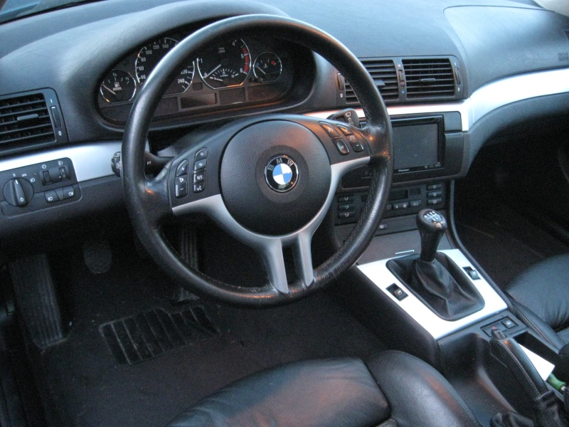 Presentation 320d e46 for Bmw e46 interieur