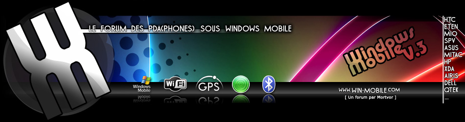 FORUM Windows Mobile