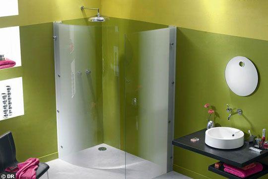 photos de salle de bains zen nature. Black Bedroom Furniture Sets. Home Design Ideas