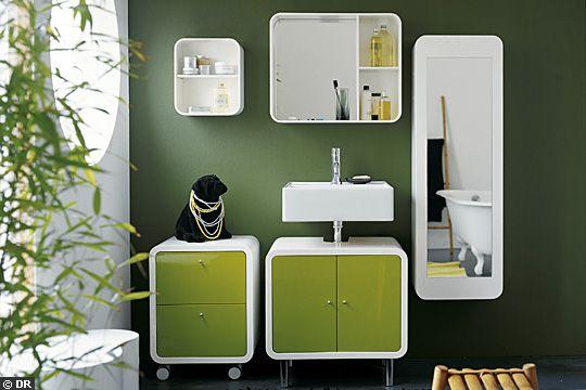 Id es d co salle de bain zen for Idee couleur salle de bain zen
