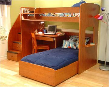 lits superpos 233 s pour chambre mixte