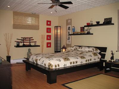 besoin de conseil pour une chambre style asie. Black Bedroom Furniture Sets. Home Design Ideas
