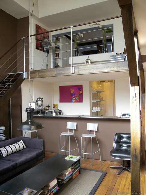 au secours studio 30 m2. Black Bedroom Furniture Sets. Home Design Ideas