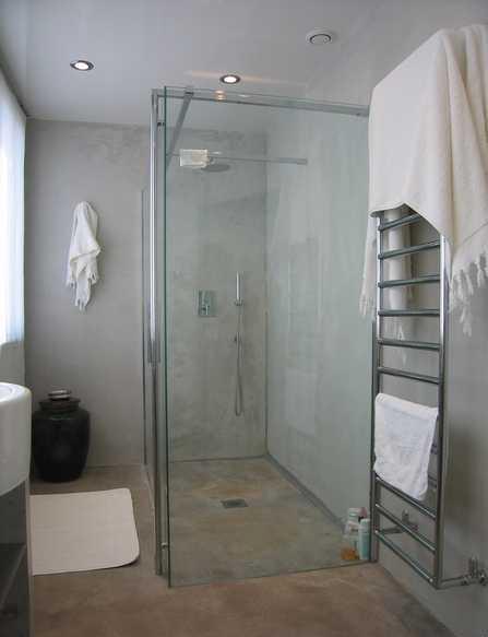 Recherche mod le de douche l 39 italienne - Exemple douche a l italienne ...