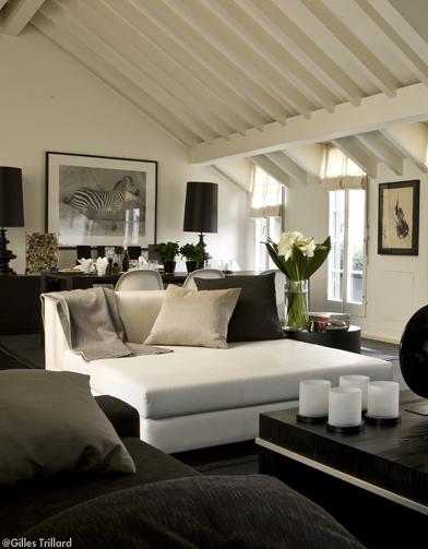relooking du salon. Black Bedroom Furniture Sets. Home Design Ideas