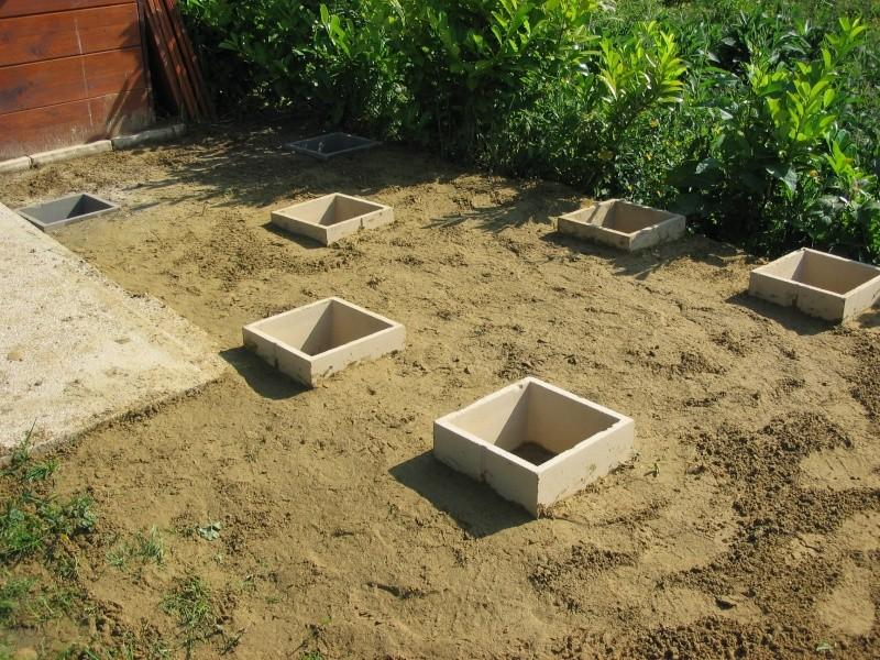 Comment construire un poulailler en beton - Construire un plancher beton ...