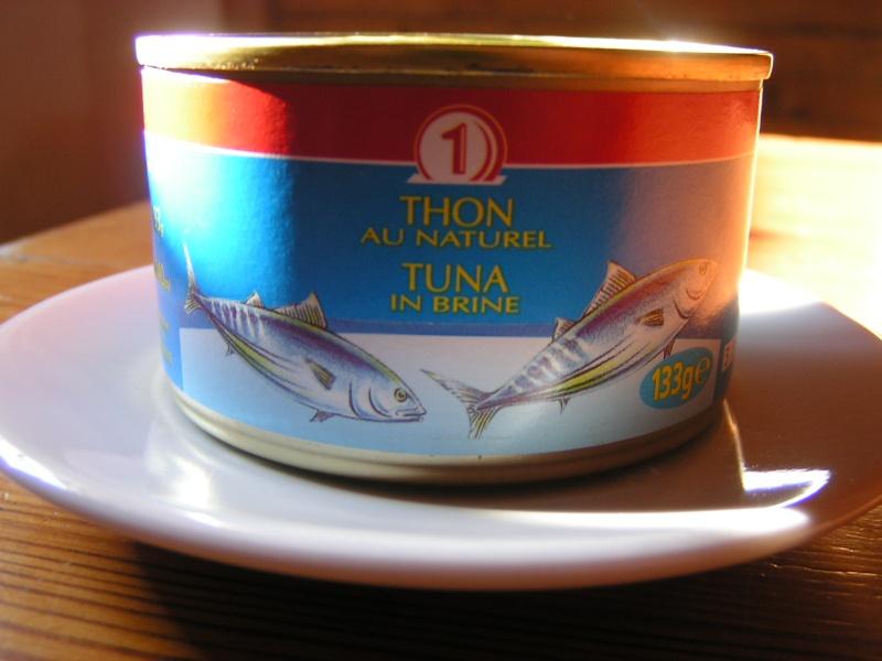 Avec une bo te de thon - Cuisiner du thon en boite ...