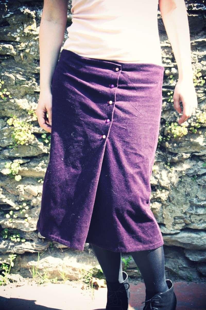 #5 Faute le toi-même : une jupe