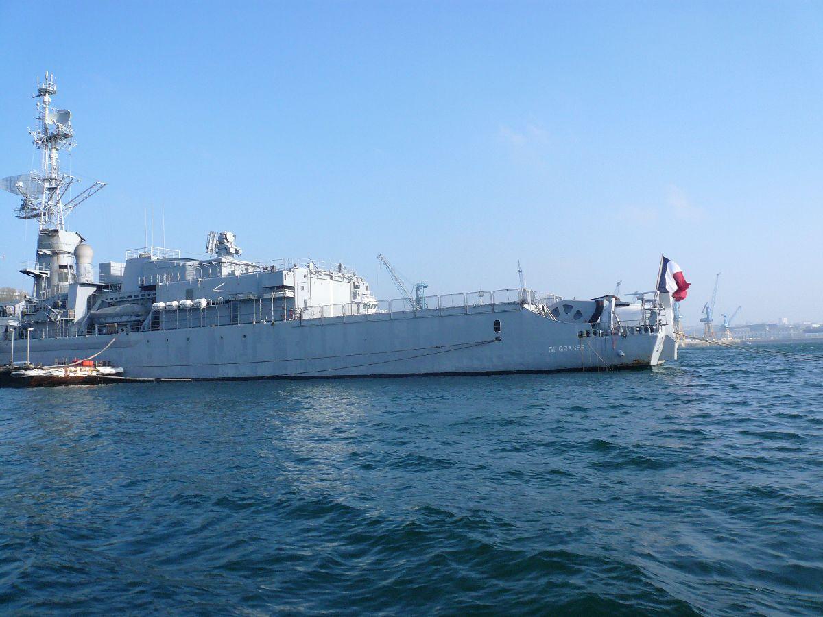 Les ports militaires de m tropole port de brest page 21 - Surplus militaire brest port de commerce ...
