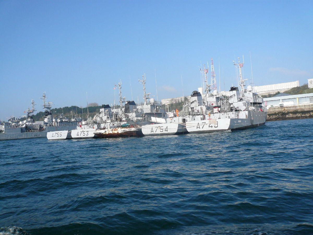 Les ports militaires de m tropole port de brest page 20 - Surplus militaire brest port de commerce ...