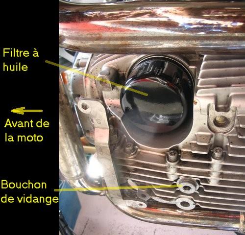 Cle filtre a huile bmw 1150 gs