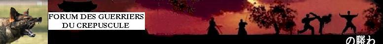 Forum des Guerriers du Crépuscule