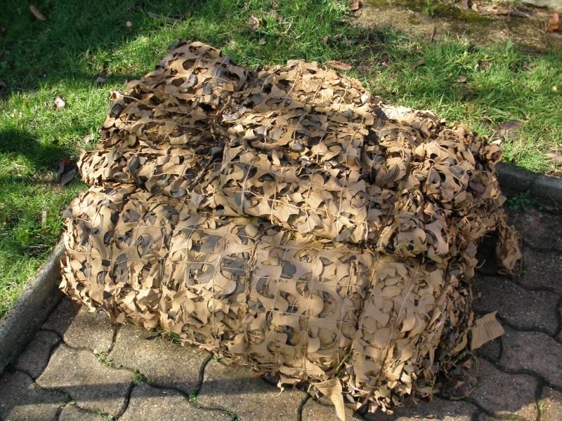 filet de camouflage grande taille. Black Bedroom Furniture Sets. Home Design Ideas