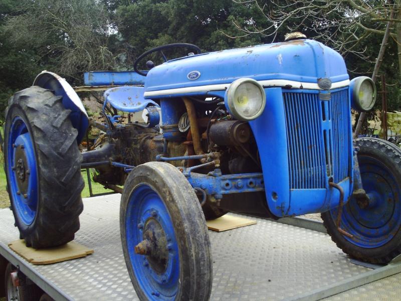 1948 Ford 9n Tractor : Ford ferguson n