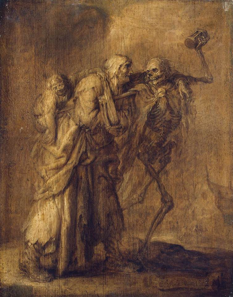 The Dance of the Dead -  Adriaen Pietersz van de Venne