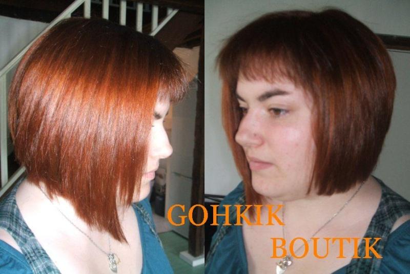 Blondes et marron coiffure coloration couleur meches tattoo - Meche caramel ...