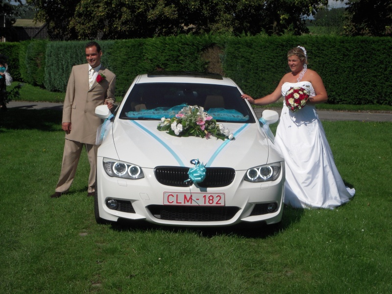 d co voiture pour mariage bmw. Black Bedroom Furniture Sets. Home Design Ideas