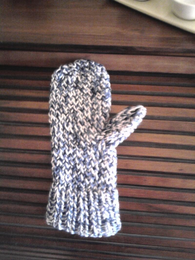 Ralisations tricotin invit - Comment terminer un tricotin ...
