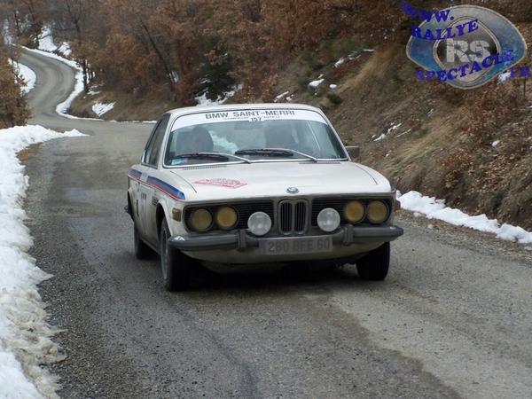 Mont 233 Carlo Historique 2009