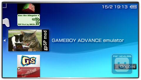 psp emulator pack