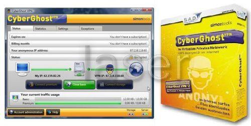 ������ CyberGhost 3.2.6.5