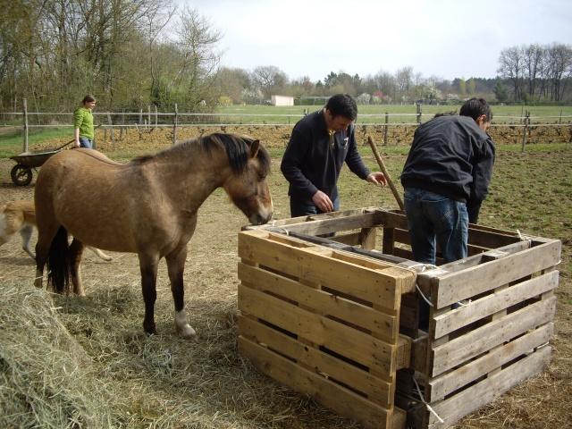 Achat maison dans l 39 id e d 39 y mettre la doudou - Porte de box pour chevaux a vendre ...