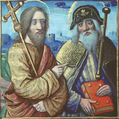 """Résultat de recherche d'images pour """"Saint-Philippe et Saint-Jacques"""""""