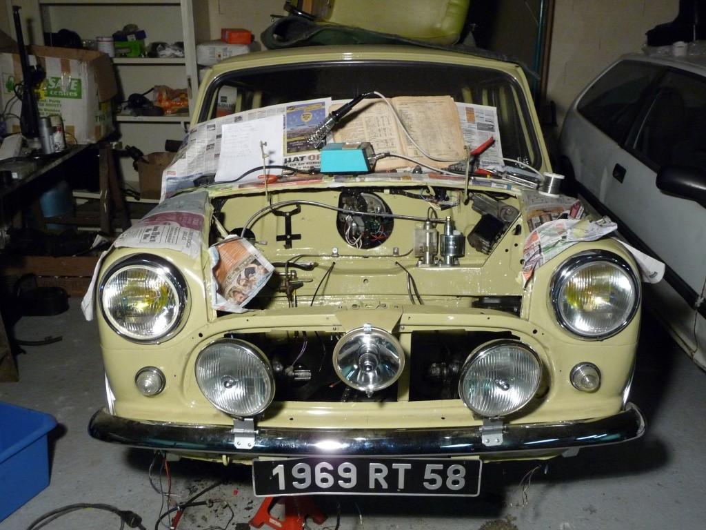 1969 MKII 850 Automatic