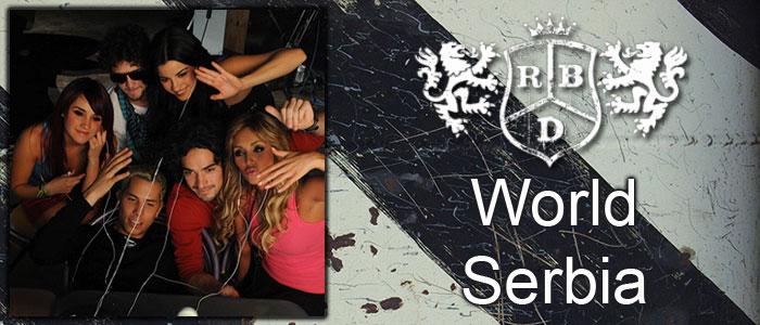 Rebelde World Serbia