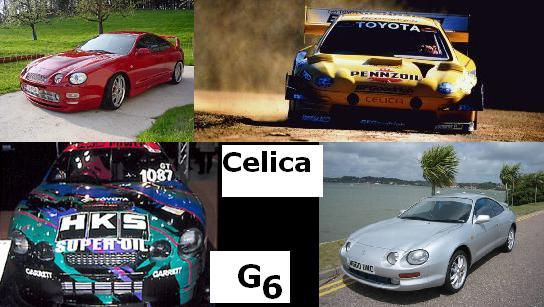 Celica G6
