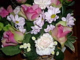 Blog de valsixt : Les gourmandises de Val, Bouquet gâteau.