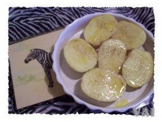 patates crues