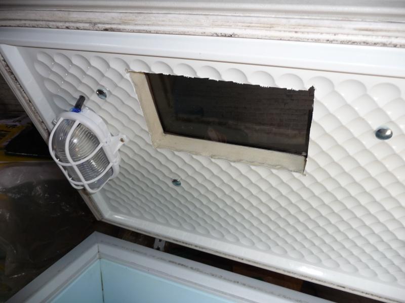 Fabriquons nous une cabine de sablage maison page 2 - Faire un trou dans une vitre ...