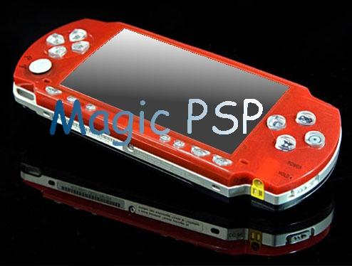 Magic PSP