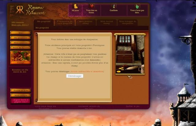 Test les royaumes renaissants for Nommer sa maison