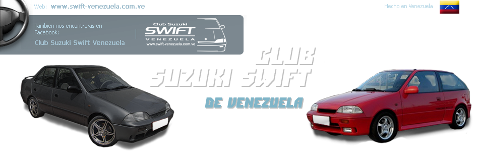 Club Suzuki Swift Venezuela
