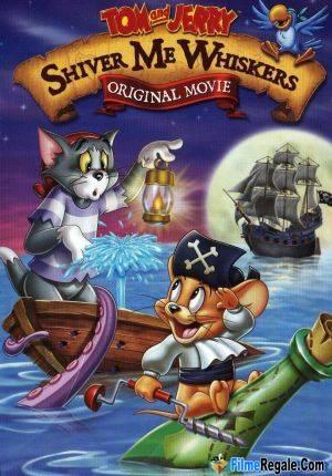 Coperta Tom si Jerry: Pe mustata mea!