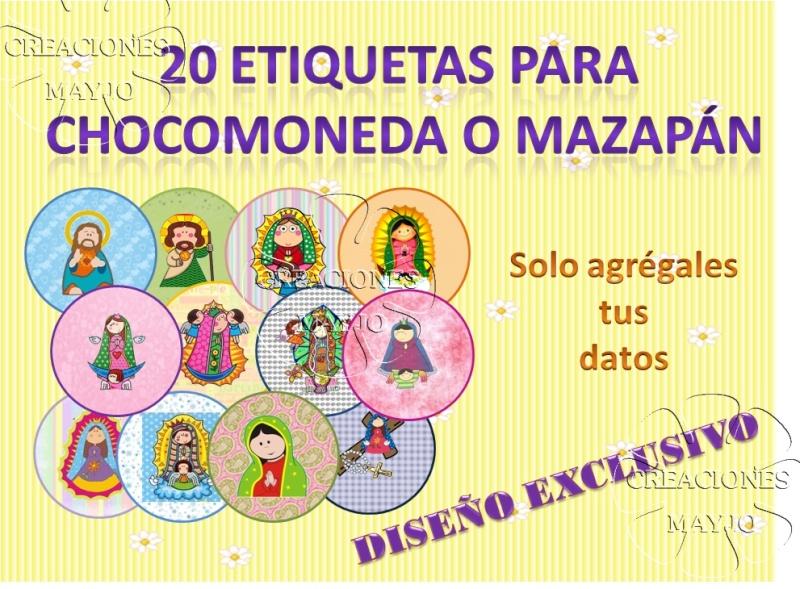 Virgencitas y santitos distroller - Imagui