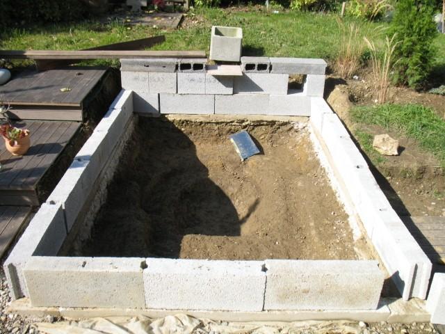 Projet en cours for Colle bache epdm bassin