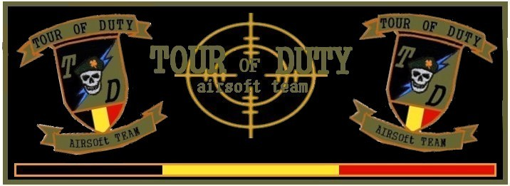 Tour of Duty - Airsoft Team