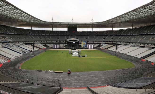 Categorie Cat  Stade De France U