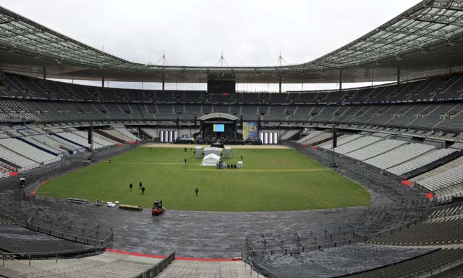 1 place categorie 2 stade de france 11 septembre mimidid - Tribune vip stade de france ...