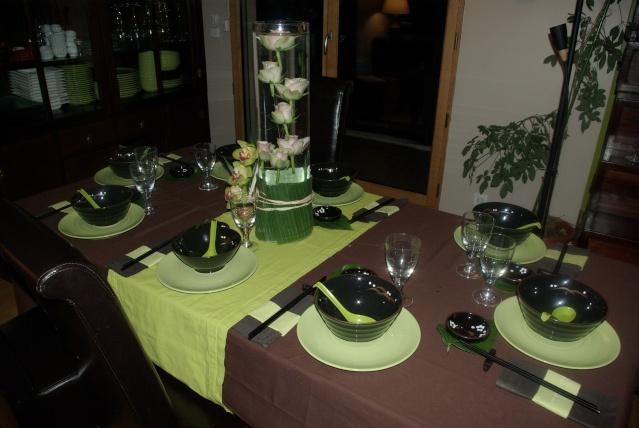 Chocolat et anis roses et orchid es balade gourmande for Menu pour un diner entre amis