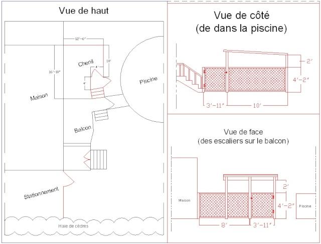 cherche mat riaux pour toit chenil. Black Bedroom Furniture Sets. Home Design Ideas