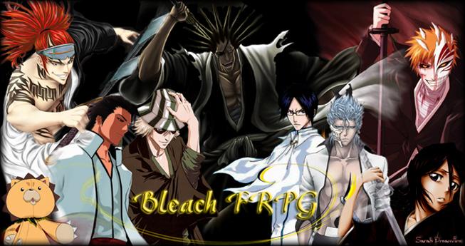 Bleach Szerepjáték (FRPG)