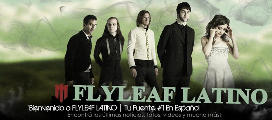 Flyleaf Latinoamerica