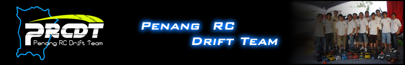 Penang RC Drift Team