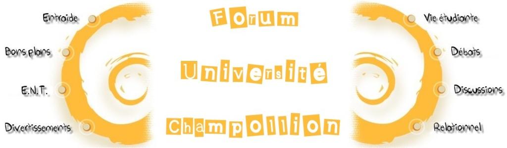 Forum des étudiants de l'université JF Champollion