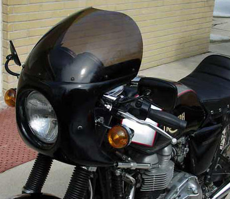 Fairing Page 4 Triumph Forum Triumph Rat Motorcycle